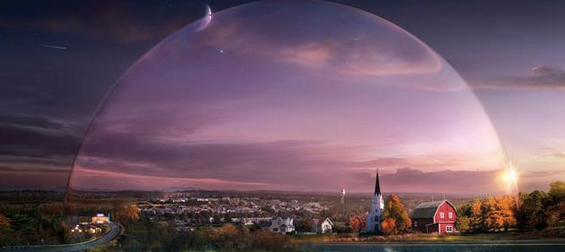 Are You Ready To Live 'Under The Dome'?