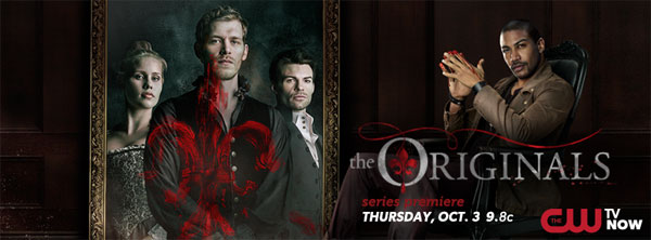 "The Originals – series premiere – ""Always and Forever"""