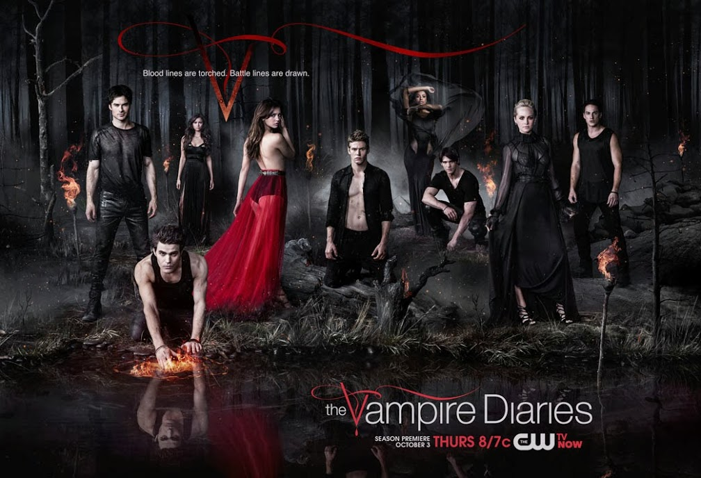 """The Vampire Diaries 5×1 – """"I Know What You Did Last Summer"""""""