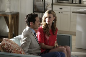 Evan and Paige on Royal Pains