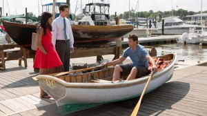 Divya and Jeremiah on Royal Pains