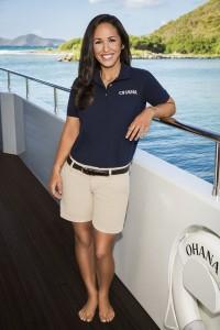 Jennice Ontiveros on Below Deck