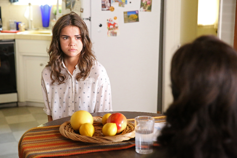 Maia Mitchell in The Fosters 3x08