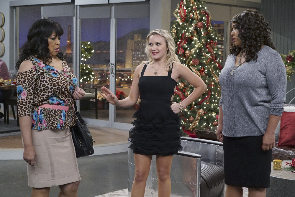 Kym Whitley in Young & Christmas