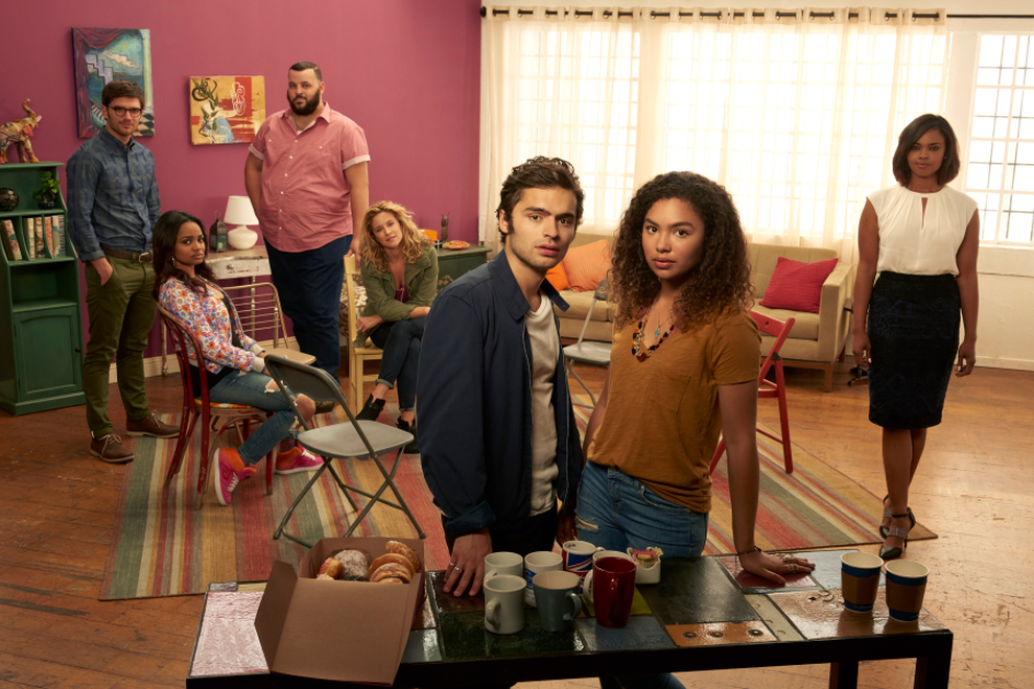 Jessica Sula and the Recovery Road cast