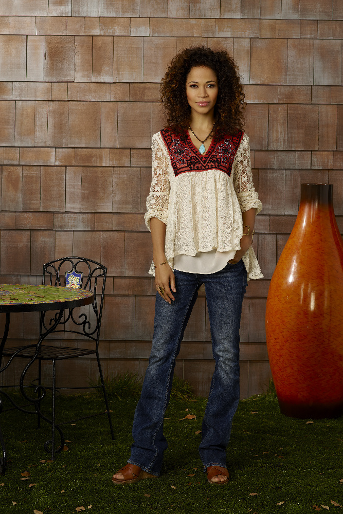 "THE FOSTERS - Freeforms's ""The Fosters"" stars Sherri Saum as Lena. (Freeform/Craig Sjodin)"
