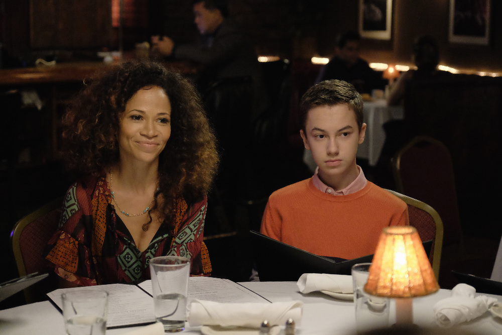"THE FOSTERS - ""First Impressions"" -Callie realizes that her website can make a difference for foster youth in the winter premiere of ""The Fosters,"" airing Monday, January 25, 2016 at 8:00PM ET/PT on Freeform. (Freeform/Tony Rivetti) SHERRI SAUM, HAYDEN BYERLY"