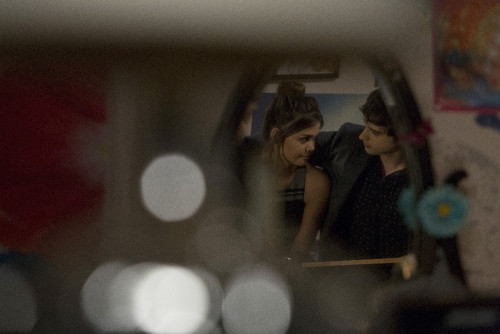 Brallie in The Fosters 3x20