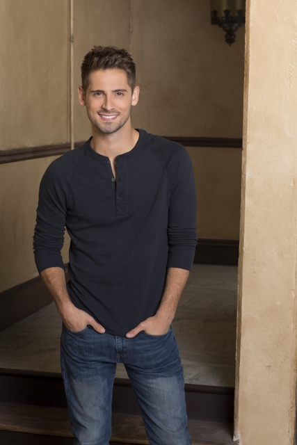 Jean-Luc Bilodeau in Baby Daddy