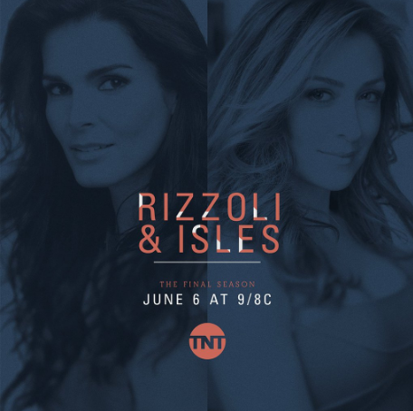Rizzoli & Isles 7x01 promotional image