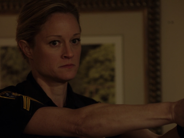 Badass Stef in The Fosters 1x01