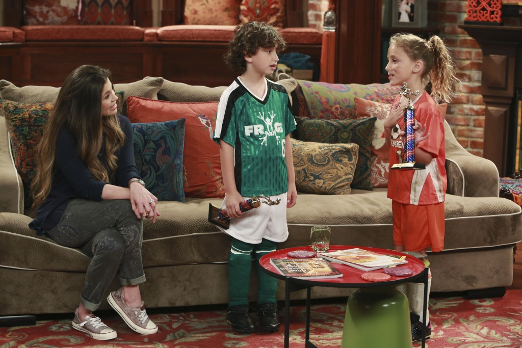 Ava Kolker in Girl Meets World