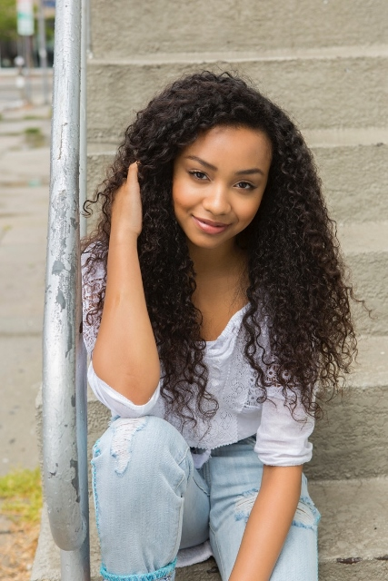 Genneya Walton from Project Mc2