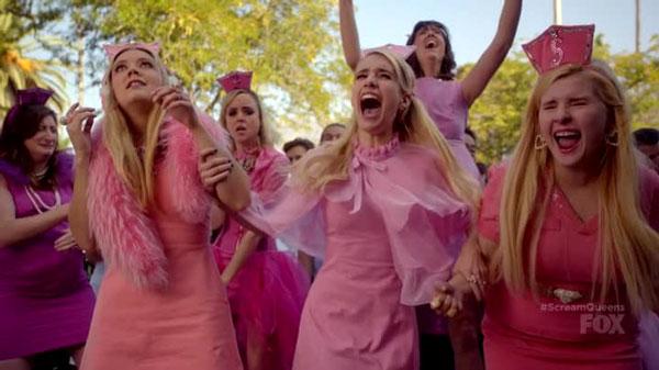 Chanel Oberlin in Scream Queens 2x06