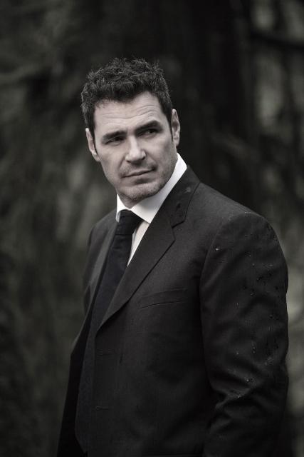 Actor Dan Payne