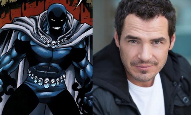 Dan Payne is Obsidian in Legends of Tomorrow