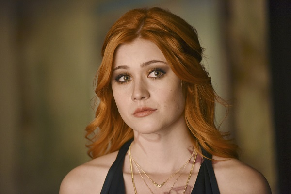 Katherine McNamara as Clary Fray