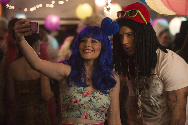 Daphne and Mingo in Switched at Birth 5x01