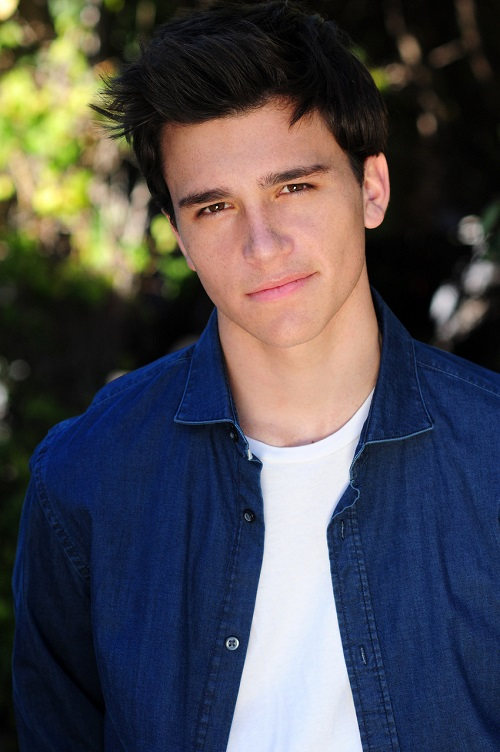 Kalama Epstein from The Fosters