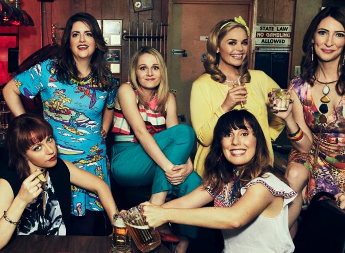 Cast of TV Land's Teachers