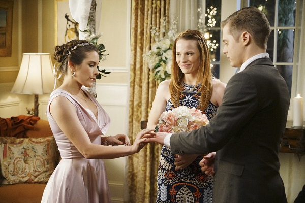 Wedding in Switched at Birth 5x03