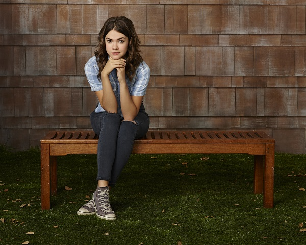 Maia Mitchell from The Fosters
