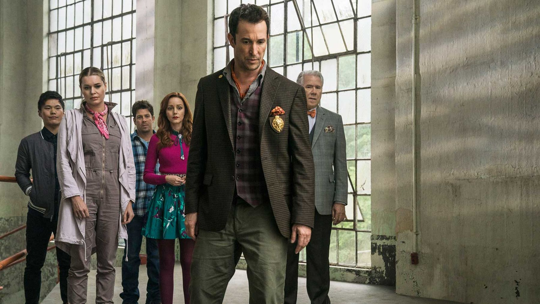 The Librarians 4x05