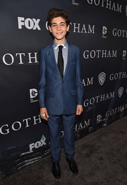 David Mazouz from Gotham in Brake It Down PSA