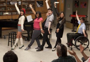 Glee Goodbye
