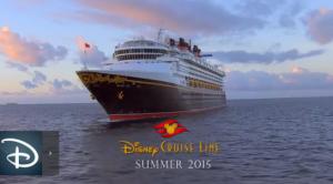 Disney Cruise Line 2015