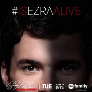 Is Ezra Alive