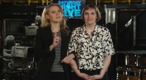 Lena Dunham SNL