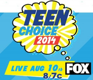 Teen Choice Awards 2014 Logo