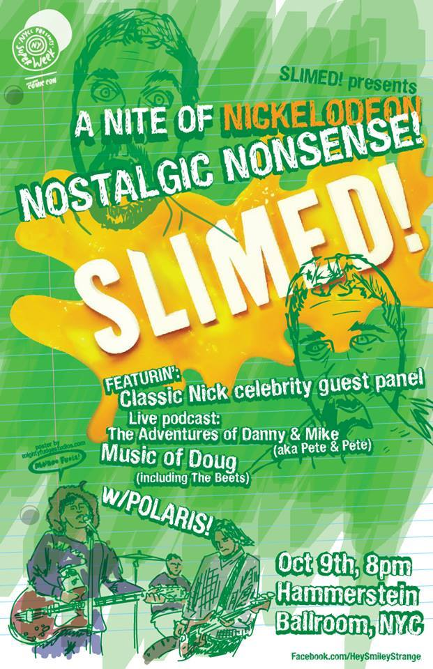 A Nite of Nickelodeon Nostalgic Nonsense