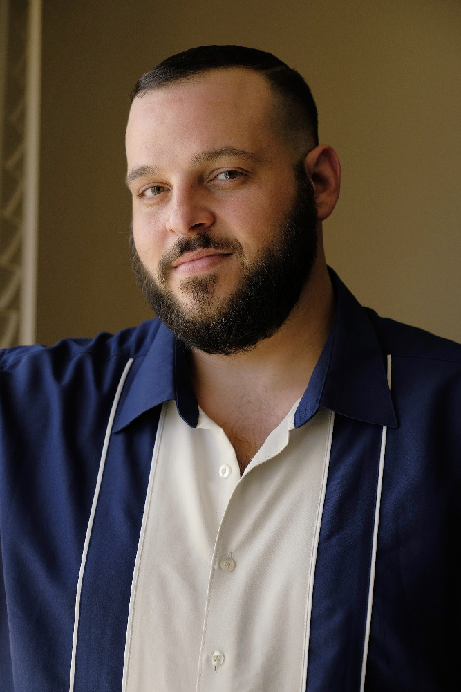 Daniel Franzese in Recovery Road