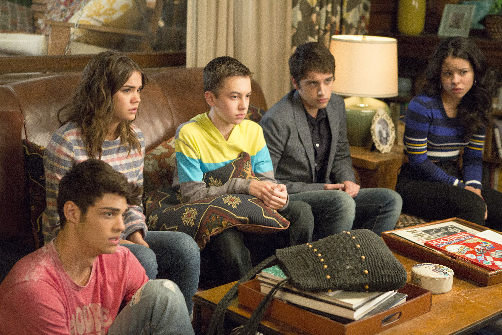 The Foster kids get bad news in The Fosters 3x14