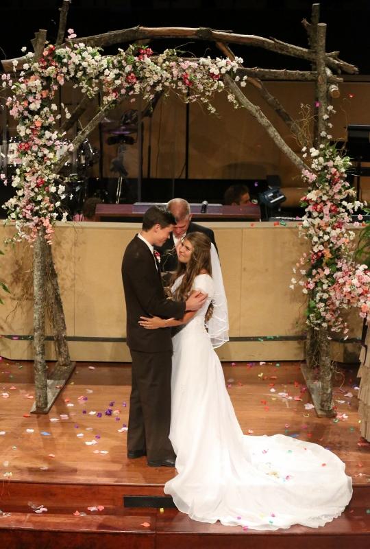 Michaella Bates Marries