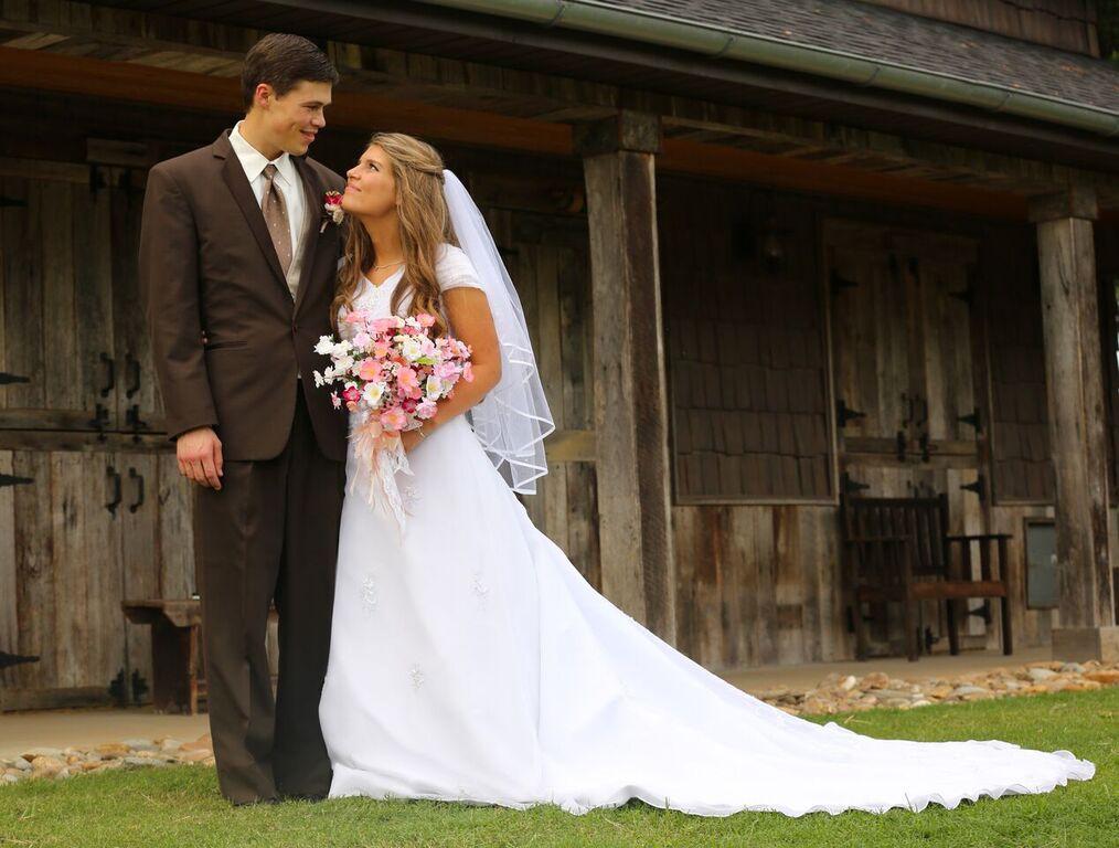 Michaella Bates Wedding