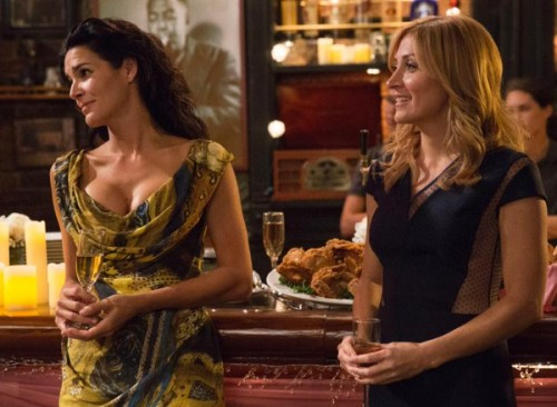 Jane and Maura in Rizzoli & Isles 6x18