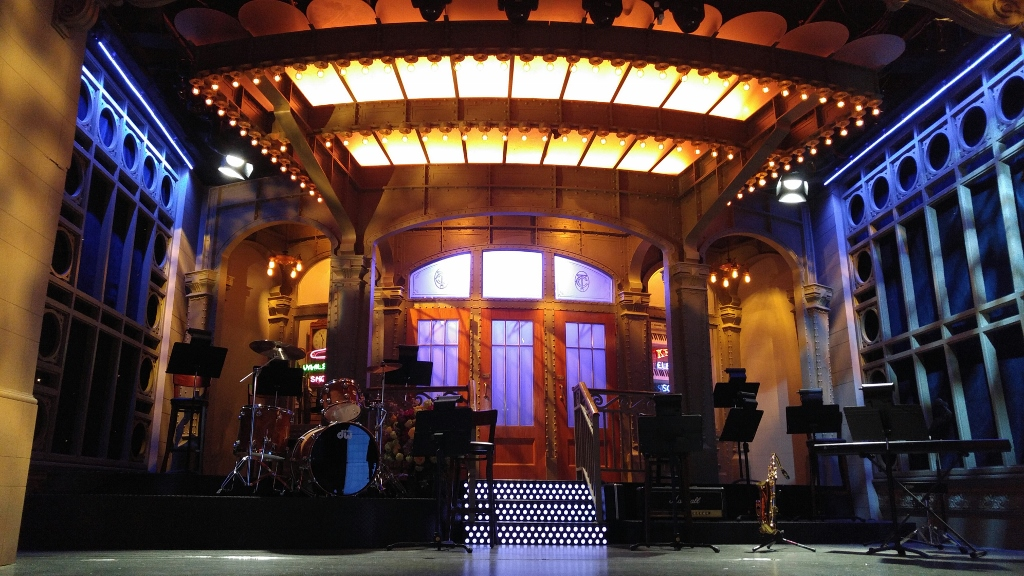 Saturday Night Live Stage at Saturday Night Live: The Exhibition