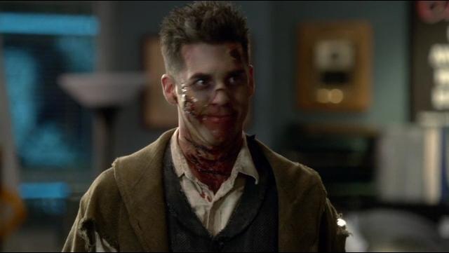Zombie Frankie in Rizzoli & Isles 7x03