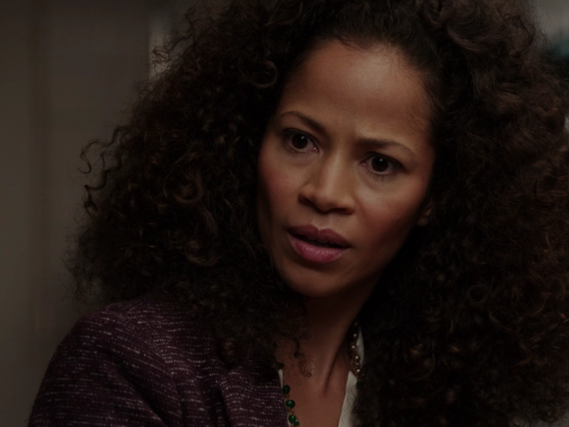 Surprised Lena in The Fosters pilot