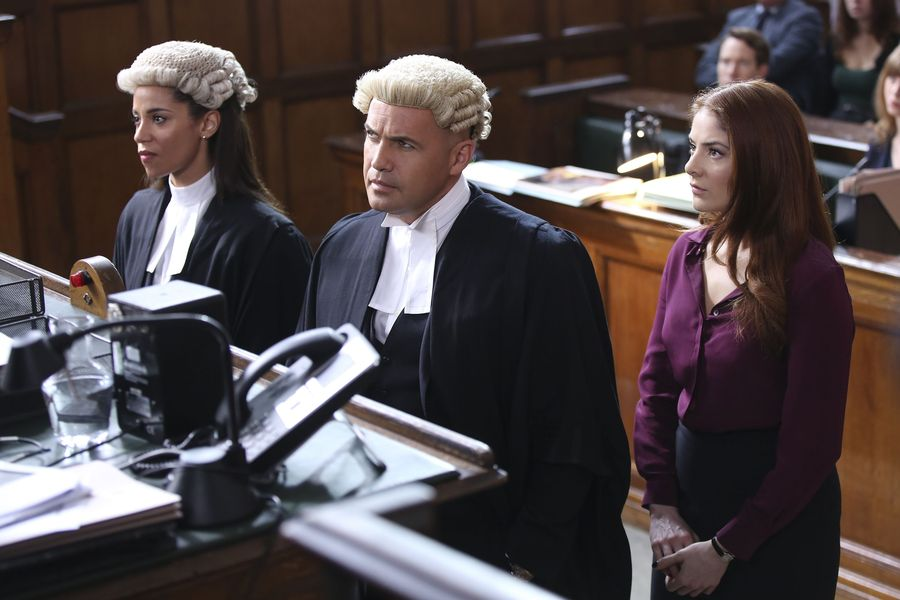 Billy Zane in Guilt Finale for Pop City Life recap