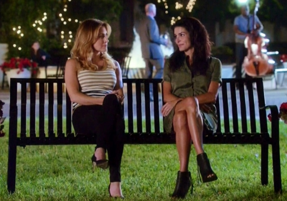 Jane and Maura in Rizzoli & Isles 7x11