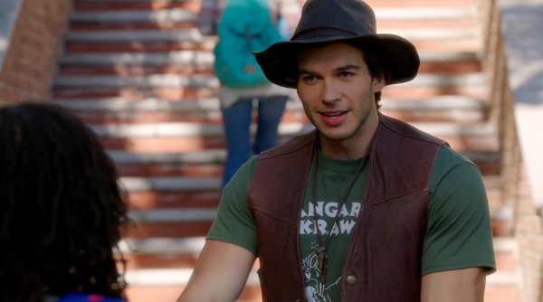 Mingo in Switched at Birth 5x06
