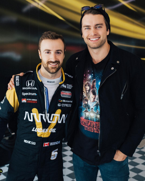 Pierson Fodé James Hinchcliffe