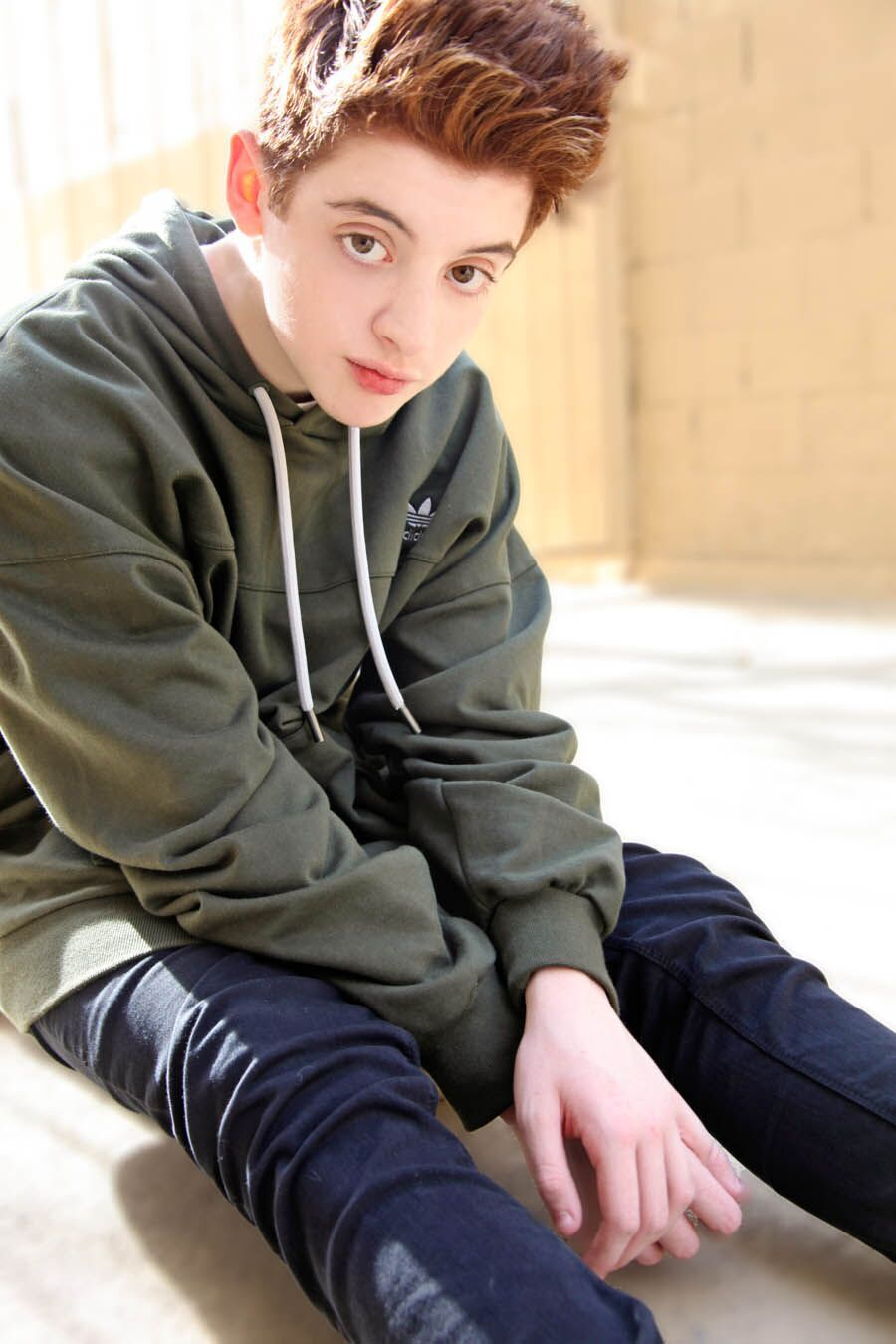 Thomas Barbusca stars in The Mick