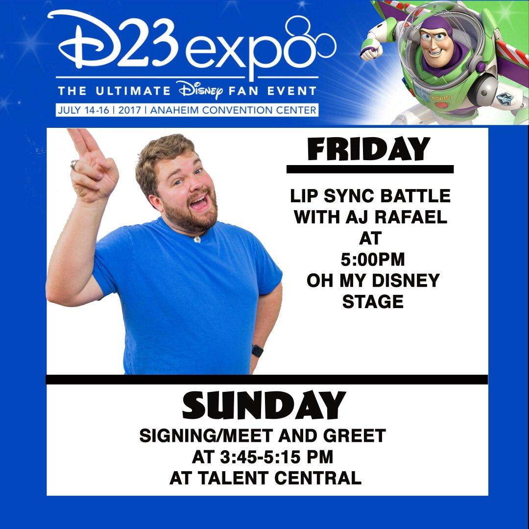 Brian Hull D23 Expo