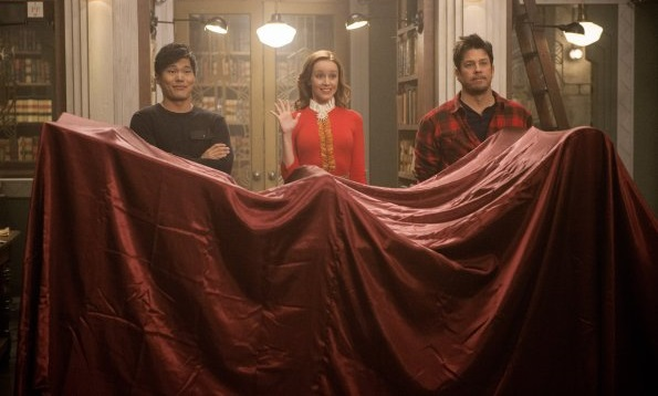 The Librarians 4x03