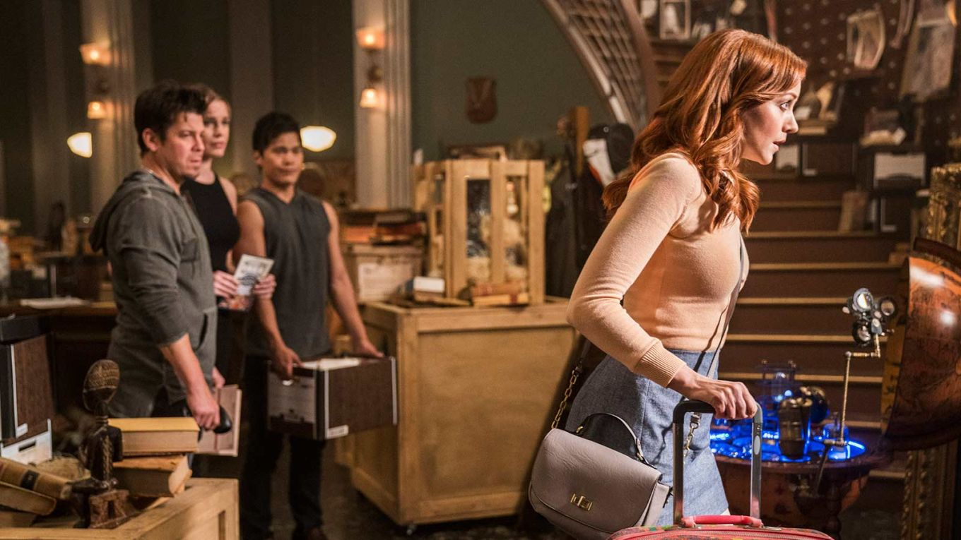 The Librarians 4x08